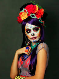 Sugar Skull Halloween Costumes 9 Diy Halloween Costume Ideas Latinas Latina Icons Gurl