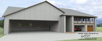 hangar home design north of anchorage alaska 3 car garage