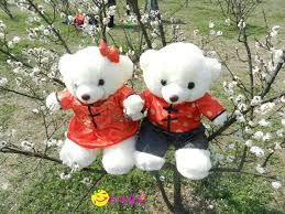 wedding gift price big a pair of small wedding dress bears dolls