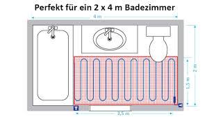 fußbodenheizung badezimmer leitfaden zur heizleistung einer fußbodenheizung warmup