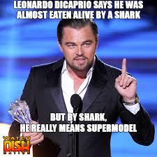 Leonardo Di Caprio Meme - leonardo dicaprio has 9 lives dish nation entertaining