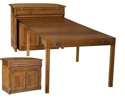 Kitchen Islands For Small Spaces A Table That Slides Into The Cabinet Perfect For My Tiny Kitchen