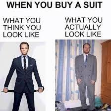 Tuxedo Meme - expectation vs reality memes