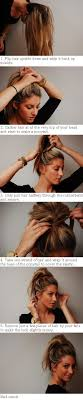 simple hairstyles with one elastic 25 ways to style beautiful summer hairstyles hairstyles weekly