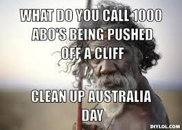 Clean Up Meme - clean up australia day
