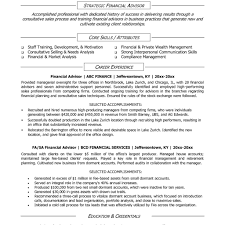 sle resume for client service associate ubs description meaning financial advisor resume therpgmovie