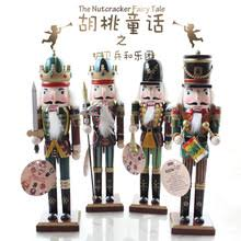 Wooden Nutcracker Soldiers Christmas Decorations 2 Pack by Compare Prices On Wooden Soldiers Christmas Decorations Online