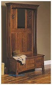 Coat Tree With Bench Storage Benches And Nightstands Inspirational Amish Hall Tree
