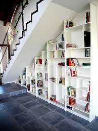 decorations simple black plaid storage under stair design with