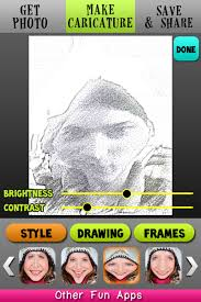 4 free caricature apps for iphone
