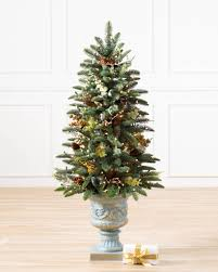 mountain meadow artificial christmas tree balsam hill