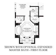 1st floor master floor plans 1 5 story house plans with first floor master