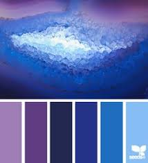Blue Shades Color Palette 2059 The Monochrome Palette Of Blue It Has No