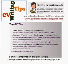 cv tips cv writing tips gulf recruitments gulf