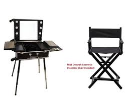 professional makeup artist chair professional rolling studio makeup artist station vanity