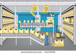 food warehouse inventory stock images royalty free images