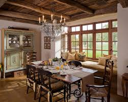 French Country Dining Room Decorating Houzz - French country dining room