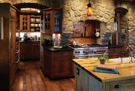 two tone rustic kitchen cabinets u2014 modern home interiors rustic