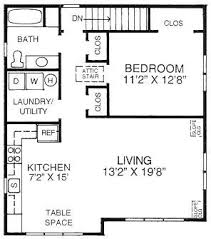 Garage House Floor Plans Best 25 Garage Apartment Plans Ideas On Pinterest Garage House