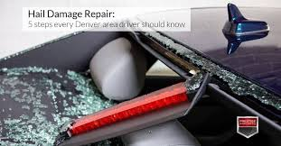 lexus denver area damage repair 5 steps every denver area driver should know