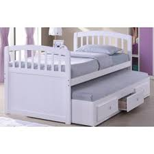 Childrens Trundle Beds Kids Trundle Bed Wayfair