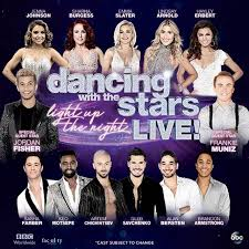 dwts light up the night tour dancing with the stars live light up the night the examiner