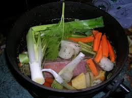 chaudron pour cuisiner pot au feu les passions d hortens
