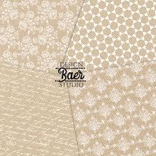 rustic wedding scrapbook burlap and lace digital paper wedding digital scrapbook paper