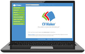 Free Online Resume Builder Software Download Cv Maker For Windows Individual Software
