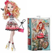 Ever After High Apple White Doll Aliexpress Com Buy Genuine Original Ever After High Hat Tastic
