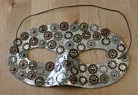 steampunk halloween diy steampunk halloween mask bohemianromance