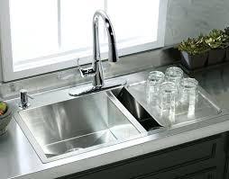 modern kitchen sink faucets modern kitchen sink design intunition