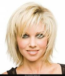 hairstyle for fat over 40 fine hair medium hairstyles with bangs for women over 40 with fine hair