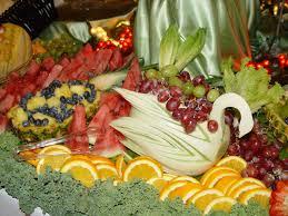 fruit displays wedding fruit displays
