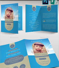 baby funeral program 17 funeral program templates free premium templates