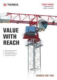 terex crane parts the best crane 2017