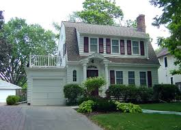 dutch colonial roof roots of style dutch colonial homes settle on the gambrel roof