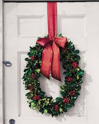 christmas workshop week 3 garlands wreaths u0026 lights martha