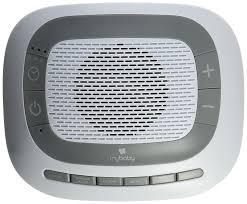 amazon com mybaby soundspa white noise machine plays 6 soothing