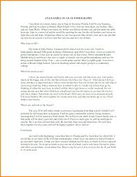 resume for student teachers exles of autobiographies sle short autobiography well snapshot exles for students