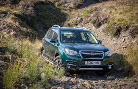 green subaru subaru announces special edition forester for the uk