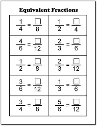 140 best math fractions images on pinterest math fractions