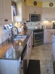 Best Countertops Images On Pinterest Kitchen Ideas Silestone - Silestone backsplash