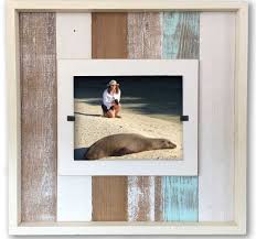 reclaimed wood picture frames rustic wall co