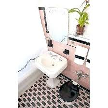 Pink And Black Bathroom Ideas Pink And Black Bathroom Images Of Pink Bathrooms Medium Size Of