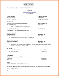How To Do A Resume For Your First Job by How To Make A Resume For Jobs Free Resume Example And Writing