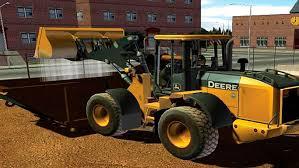 wheel loader construction simulators john deere us