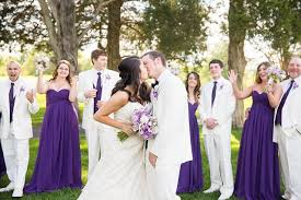Purple And White Wedding Tips For A Perfect Wedding