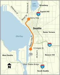 Wsdot Seattle Traffic Map by Design Management In Design Build Megaprojects Sr 99 Bored Tunnel