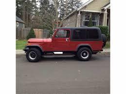 scrambler jeep for sale 1983 jeep cj8 scrambler for sale classiccars com cc 963582